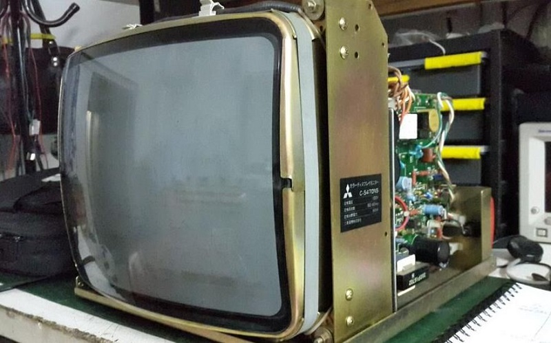 Mazak CNC C-5470NS LCD replacement
