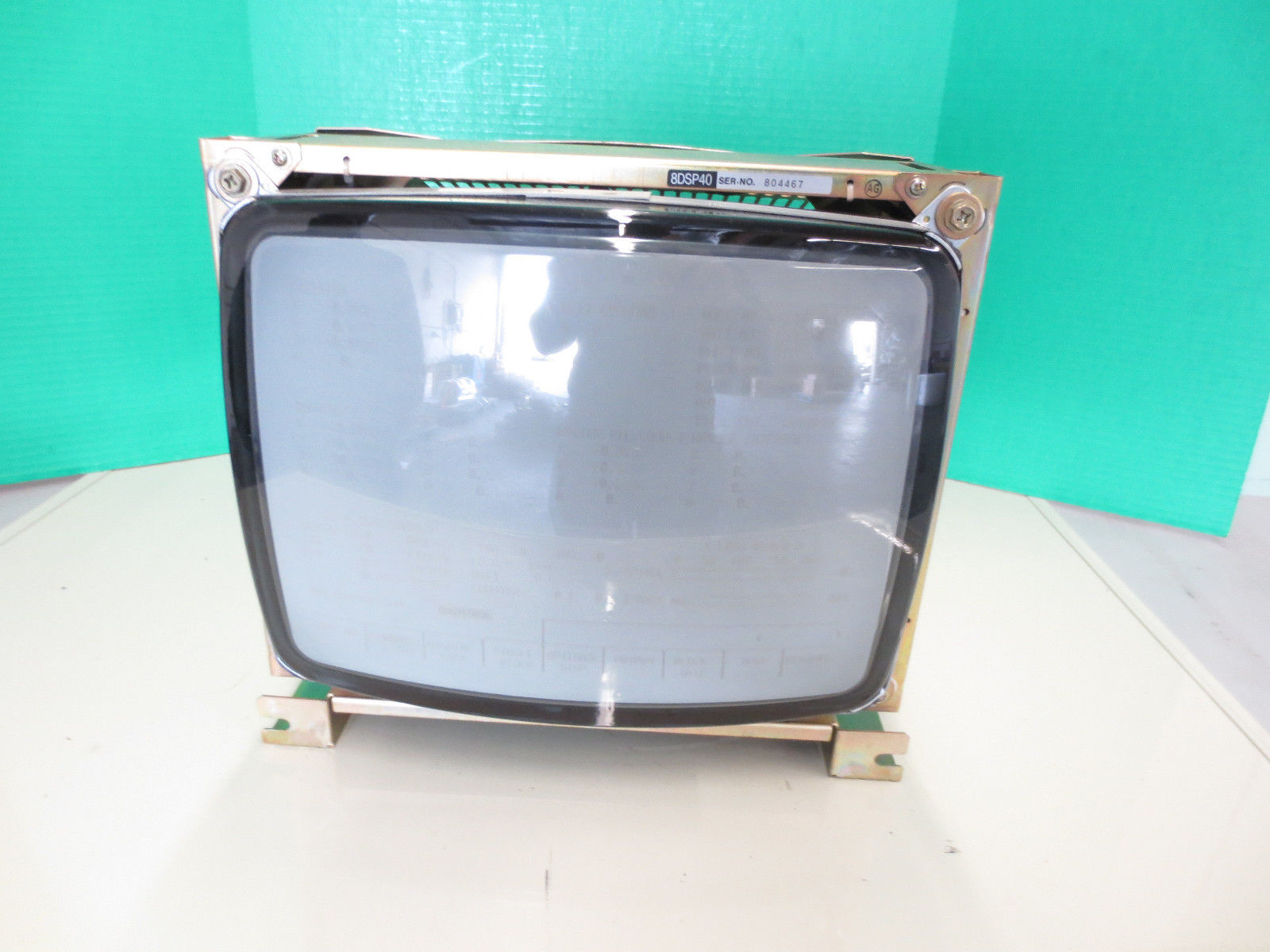 Mazak A1QA8DSP40 Display for Mitsubishi M335 System