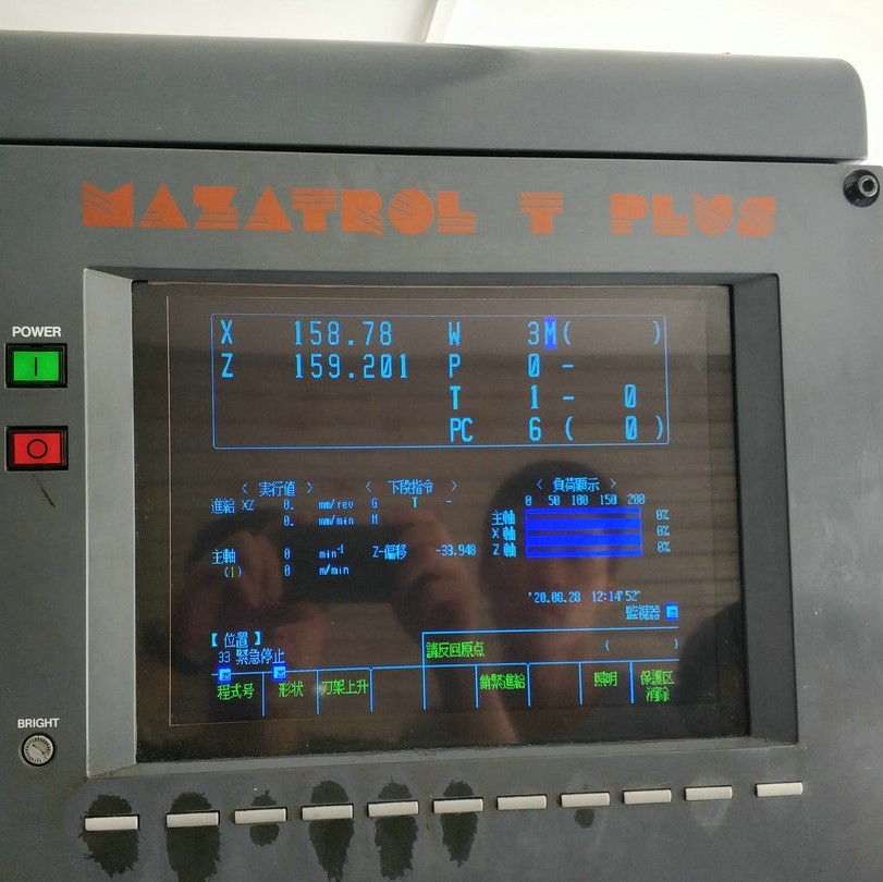 Mazak CNC   Monitor CD1472-D1M  DR5614  14-inch CRT to LCD solution