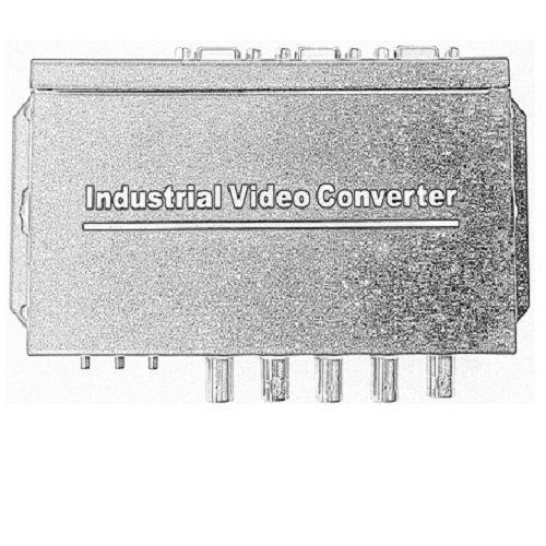RGB  MDA CGA EGA to VGA     KT-809 industrial video converter
