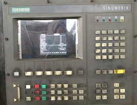 Siemens CNC late 810, 820, 840 control systems,SC-1200 12″ Colour monitor.