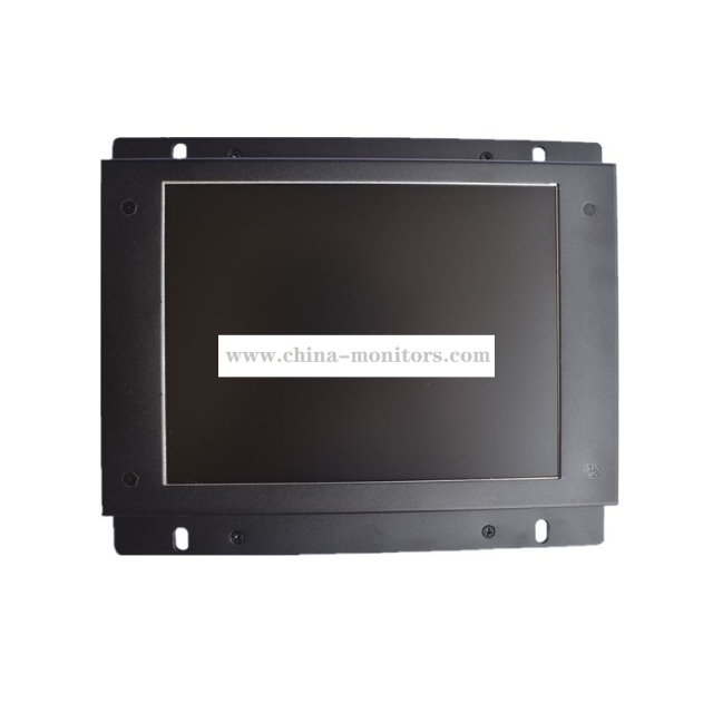 """Fanuc 9/"""" LCD Monochrome Monitor for sale online"""
