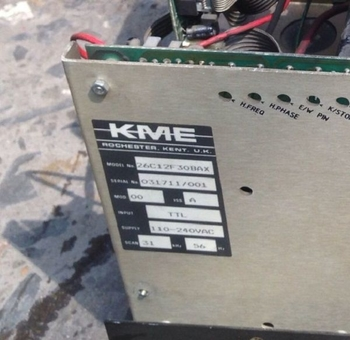 KME 26C12F30BAX Industrial Monitor